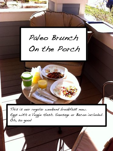 PaleoBrunchOnThePorch 1 Optimize Your Nutrition With The Paleo Diet